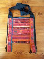 Hmong Handmade Ethnic Embroidered Tote Bag