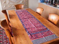 Balinese Batik Art Piece Table Runner