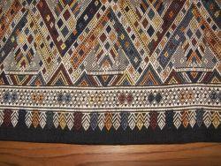Lao Silk Skirt (Handwoven Fabric)